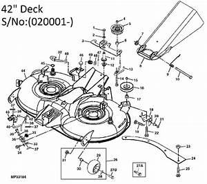 John Deere Ltr155 Garden Tractor Spare Parts