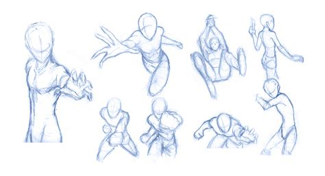 pose studies 8 references from robert marzullo by bbstudies on deviantart