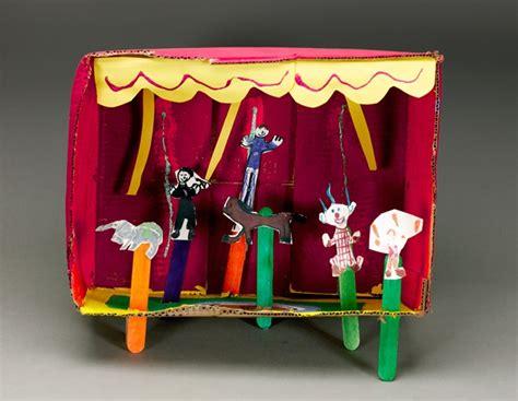 Pop-up Puppets