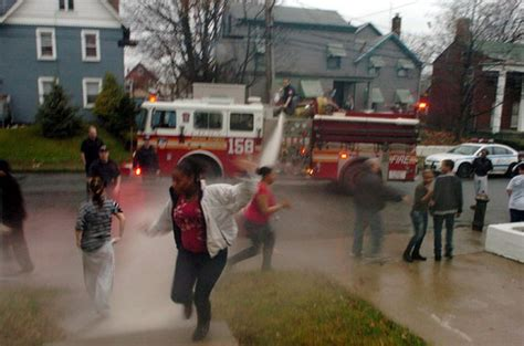 arrests  wild staten island incident  unruly crowd