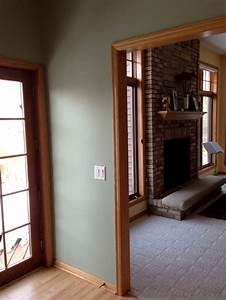 need ideas for paint color oak trim With interior paint colors with oak trim