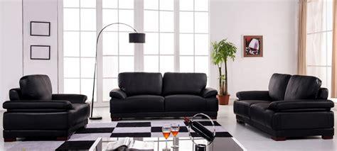 canape en cuir noir canapé en cuir noir 3 places prix le plus bas