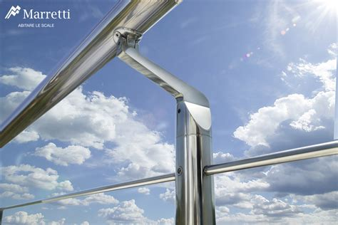 ringhiera per esterni ringhiere in metallo per esterni in acciaio inox di