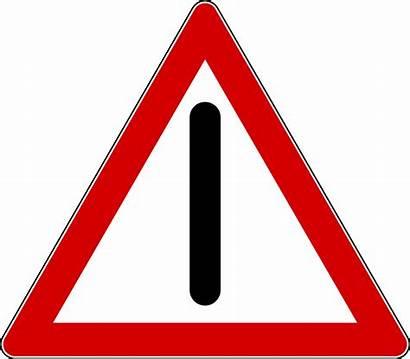 Signs Traffic Pericolo Italian Generico Svg Wikipedia