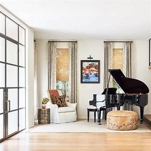 Foyer, Ceiling, Treatments