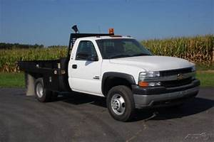 Sell Used 2002 Chevy 3500 Flatbed Duramax Diesel Turbo 6