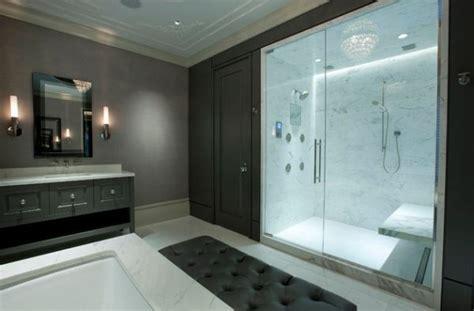 modern master bathroom ideas 25 glass shower doors for a truly modern bath