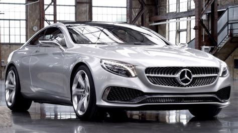 Mercedes S-class Coupe 2017 Hd Wallpapers