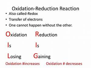 Ppt - Chapter 19 Oxidation-reduction Reactions Pg  595 Powerpoint Presentation