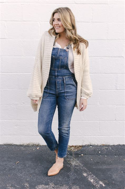 Winter Overalls Outfit   By Lauren M