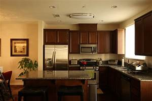 Kitchen lighting ideas for low picture of