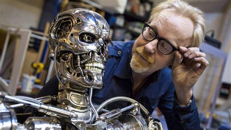 adam savages terminator   endoskeleton youtube