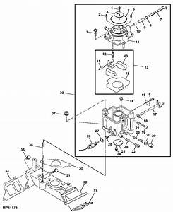 32 John Deere 425 Parts Diagram