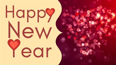 romantic happy  year wishes  husband  wife youtube