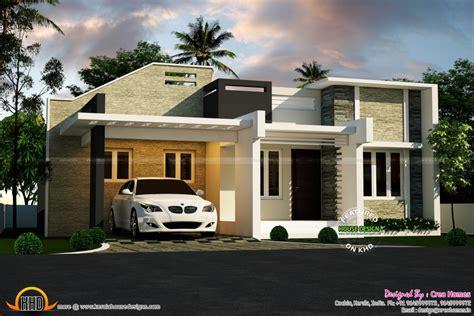 stunning single floor home designs ideas home design beautiful small house plans kerala home