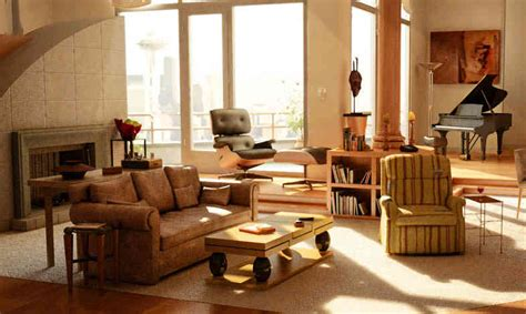 17 Times TV Shows And Movies Gave Us Apartment Envy