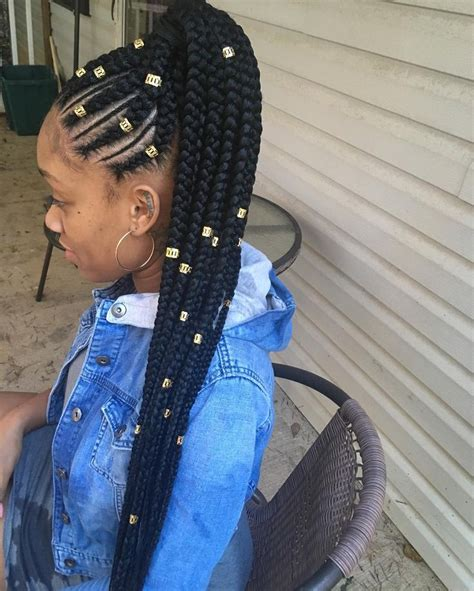 awesome 30 Cornrow Hairstyles for Different Occasions