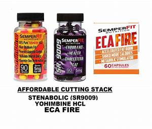 Fat Loss - Affordable Cutting Stack