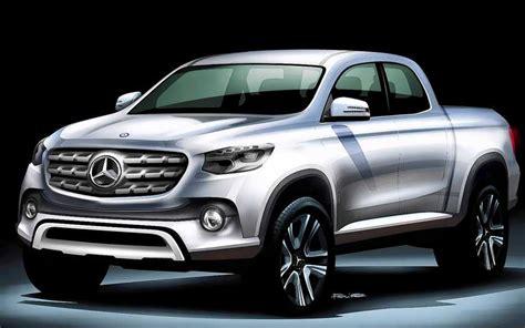 Descubre la mejor forma de comprar online. No solo la C63 6x6 AMG: Mercedes Benz planea una nueva camioneta de lujo - Rutamotor