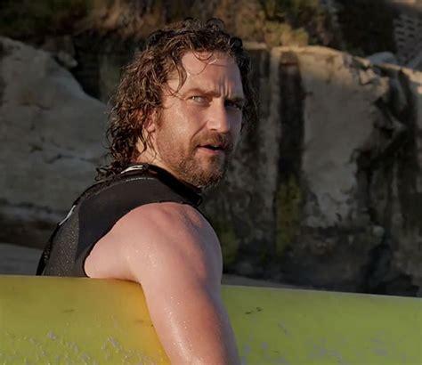 Gerard Butler Catches Waves in 'Chasing Mavericks' Trailer ...