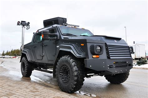 Marauder Armored Vehicle Cost by Plant Security Canadian Nuclear Association