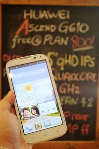 Smart Offers Huawei Ascend G610 For Free At Plan 800