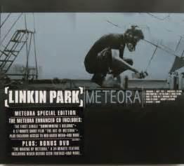 Linkin Park Meteora CD Album Enhanced Limited Edition Discogs
