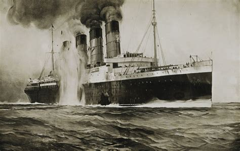 Why Did Germany Sink The Lusitania by Washington Reacts To The Sinking Of The Lusitania