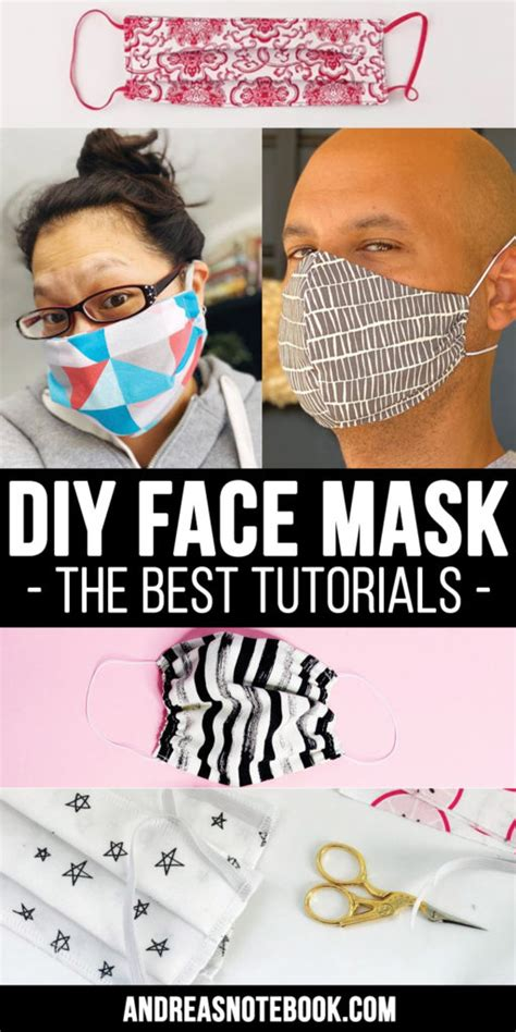 sew  face mask  diy face mask tutorials  patterns