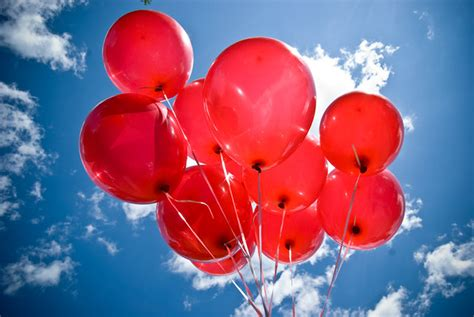 red balloons flickr photo sharing