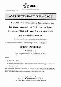 avis de travaux delagage mairie aureilfr With avis maison des travaux