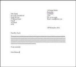 how do you start a formal letter