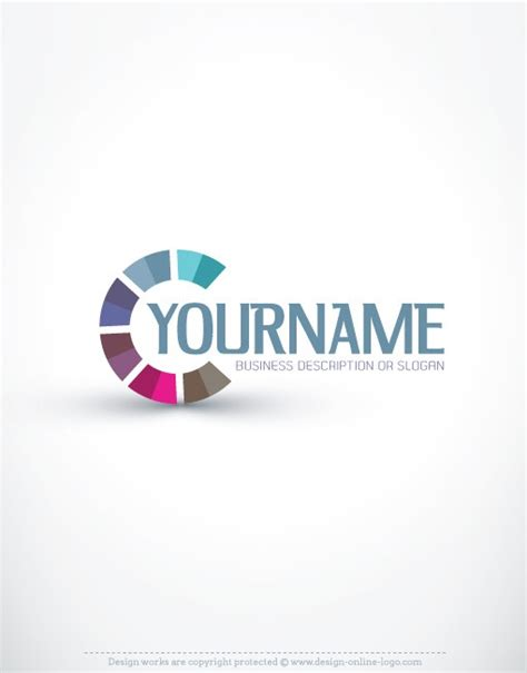 exclusive design online abstract logo compatible free business card online logo design