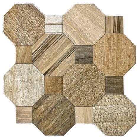 merola tile kyoto nogal 17 3 4 in x 17 3 4 in ceramic