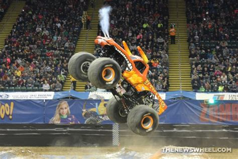 how many monster trucks are there in monster jam a first timer s guide to monster jam what to expect at