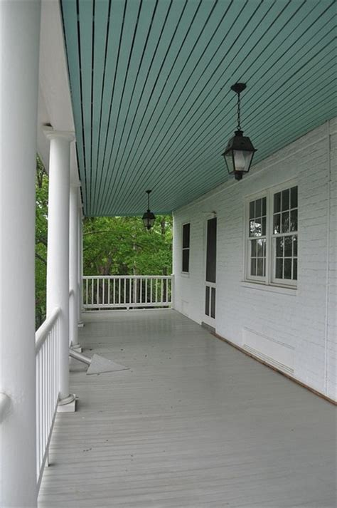 i want a haint blue porch ceiling haint blue porch