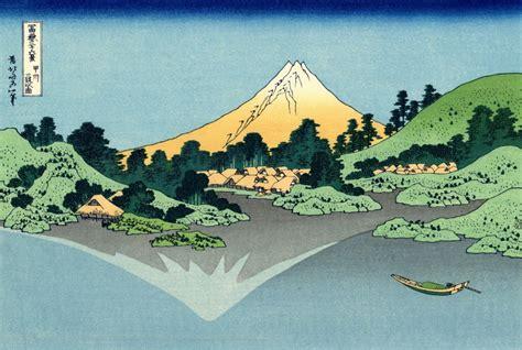 trente six vues du mont fuji wikiwand