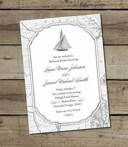 diy custom printable nautical map 2 by alanagrossedesigns With nautical map wedding invitations