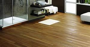 parquets blog ecoligne bambou toutes l39actualite des With parquet bambou salle de bain