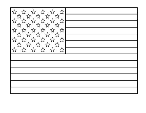american flag template the pledge of allegiance kindergarten nana