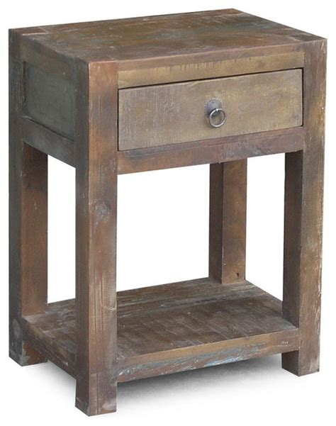inexpensive rustic end tables end tables designs small end table with drawers rustic 4