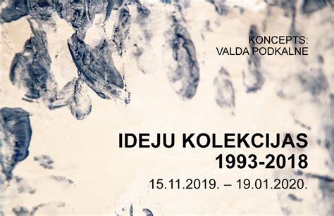 Ideju kolekcijas - Daugavpils Marka Rotko mākslas centrs