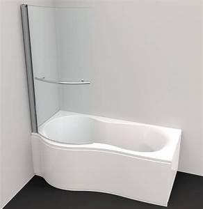 Badewanne Mit Dusche Integriert : badewanne 180 x 75 90 x 42 cm mit dusche integriert ~ Sanjose-hotels-ca.com Haus und Dekorationen