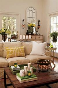 33 cheerful summer living room decor ideas digsdigs With ideas of living room decorating