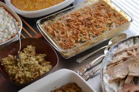 From classic christmas cakes to impressive. a classic american thanksgiving for expats: complete with ...