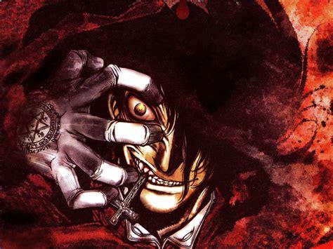 Hellsing Anime Wallpaper - alucard hellsing wallpapers hd desktop and mobile