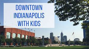 Downtown Indianapolis with Kids | Let Me Give You Some Advice