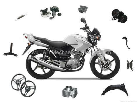 Yamaha Ybr125 Motorcycle Parts
