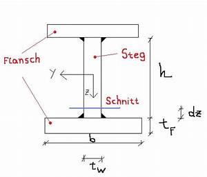 Flächenintegral Berechnen : stahlprofil heb260 verlauf des statischen momentes ~ Themetempest.com Abrechnung
