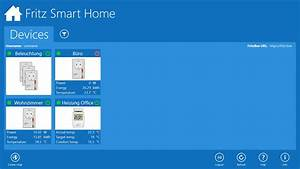 Fritz Smart Home For Windows 10